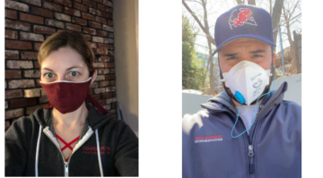 Masks for Essential Employees